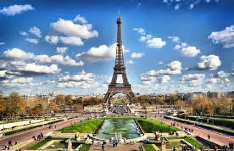 Туристический обзор городов и стран. Париж