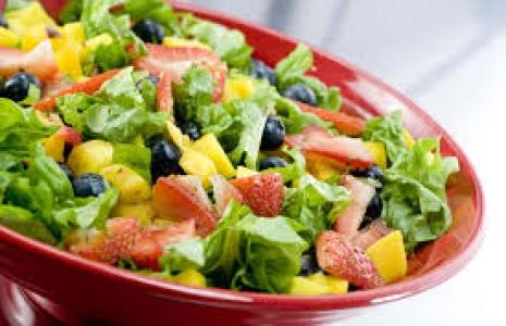 Полезная еда — залог вашего здоровья