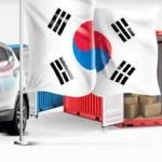 Быстрая и надежная доставка из Кореи
